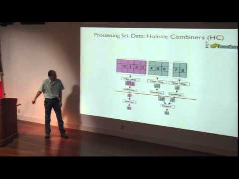 Coalescing Scientific Data Management with Storage Systems