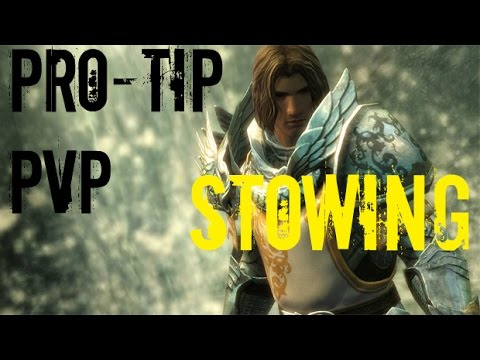 PvP Pro Tip: Stowing Weapon Mechanical Advantage!