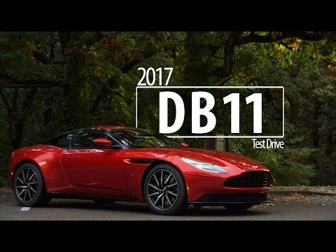 2017 Aston Martin DB11 | Driving Review | Road Test
