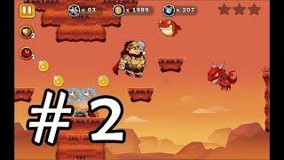 Super Arthur Adventures Run - Level 2