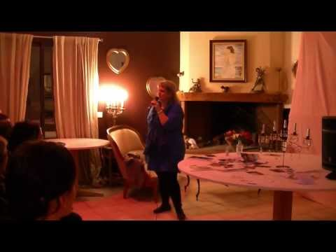 Isabelle Coupau donne des messages de l'au-delà en corse - médiumnité en direct -