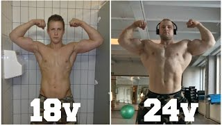 60kg transformation  PT Vatanen