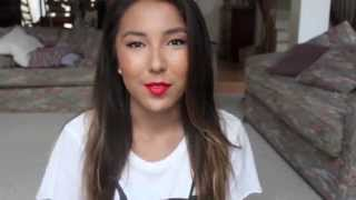 Get Ready With Me: Summer 2014 || Orange Lips Thumbnail