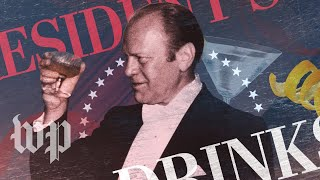 Gerald Ford's Martini: All the Presidents' Drinks