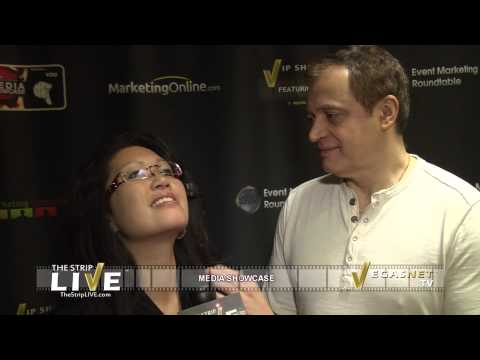 LOU D'ALO SHOWCASED ON THE STRIP LIVE | HANGOUT MARKETING INTENSIVE | LAS VEGAS