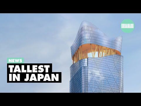 TOKYO: Japan's new tallest skyscraper is a beacon to the world