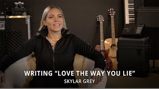 Download lagu Skylar Grey On Writing,