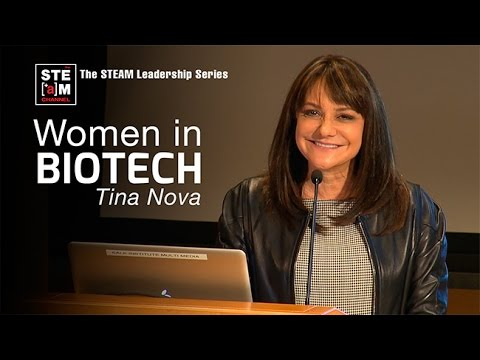 Women in Biotech: Tina Nova