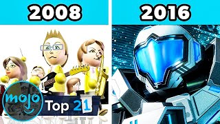 Top 21 Worst Nintendo Games of Each Year (2000 - 2020)