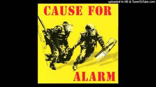 Cause For Alarm - S/T (Full EP)