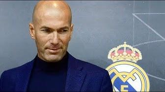 Zidane wieder Trainer von Real Madrid