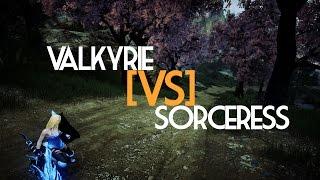 bdo short pvp awaken valkyrie vs awaken sorc arena