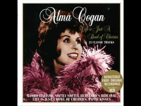 Alma Cogan  -  Bell Bottom Blues