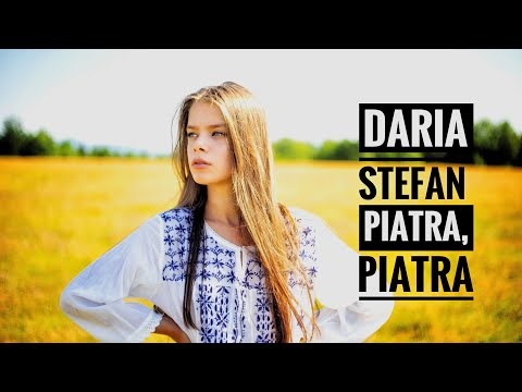 Piatra, piatra - Ioana Radu II Cover by Daria Stefan