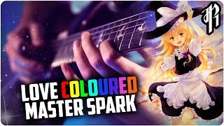 Download lagu LOVE-COLOURED MASTER SPARK (Marisa's Theme)    Metal Cover by RichaadEB