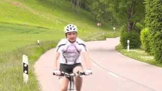 GAËTAN  Un tour de Suisse pour le don d