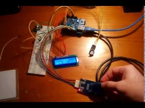 ARDUINO client send data to Server (Use MySQL) | FunnyDog TV