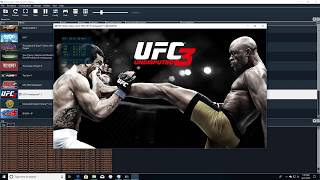 UFC Undisputed 3 Gameplay RPCS3