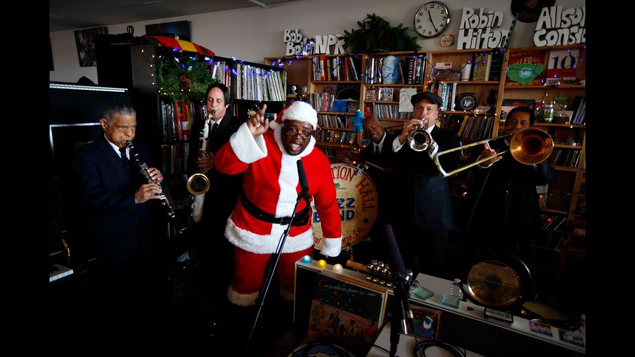 Preservation Hall Jazz Band: NPR Music Tiny Desk Concert - YouTube