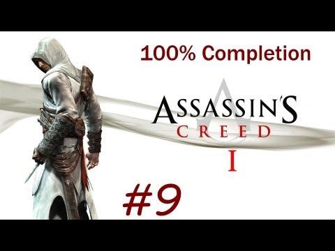 """Assassin's Creed 1"", HD walkthrough (100% + Subtitles), Memory Block 5 - Sibrand (Acre)"