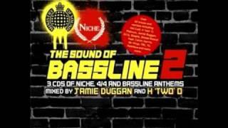 Track 14 - JTJ - No Means No Ft. Sacha [The Sound of Bassline - CD2]