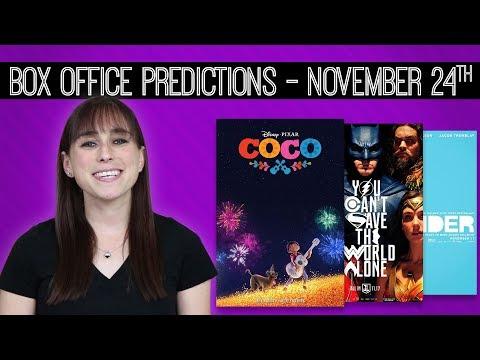 Coco  Box Office Predictions