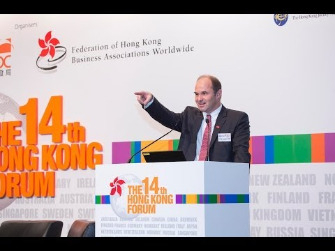 Hong Kong: Asia's Central Business District - Martin Brudermüller