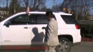 2012 GMC Terrain / NJ Buick GMC Dealer Used Car Video Jim Salerno