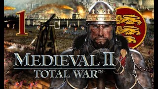 Medieval 2: Total War Campaign #1 - England (Very Hard)