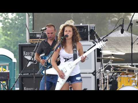 More Than A Memory - Kristen Capolino - Rockin' On The River, Troy NY, 7/19/17. 4K