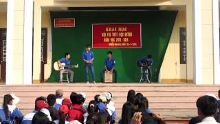 CLB guitar Triệu Phong