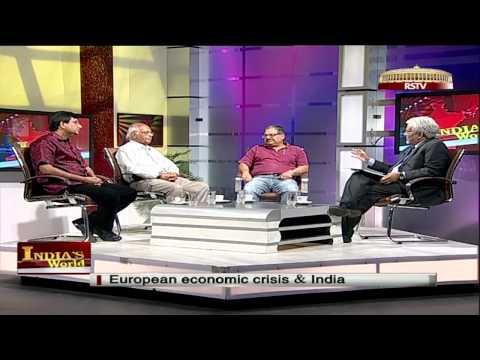 India's World - European economic crisis and India