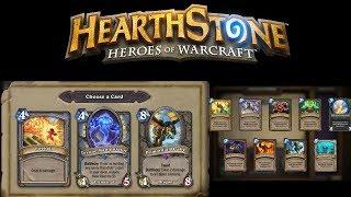 Hearthstone New Arena Fun