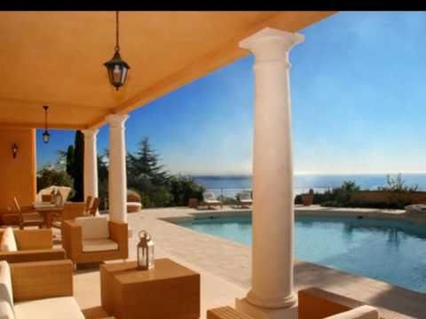 luxury villas rentals cannes france