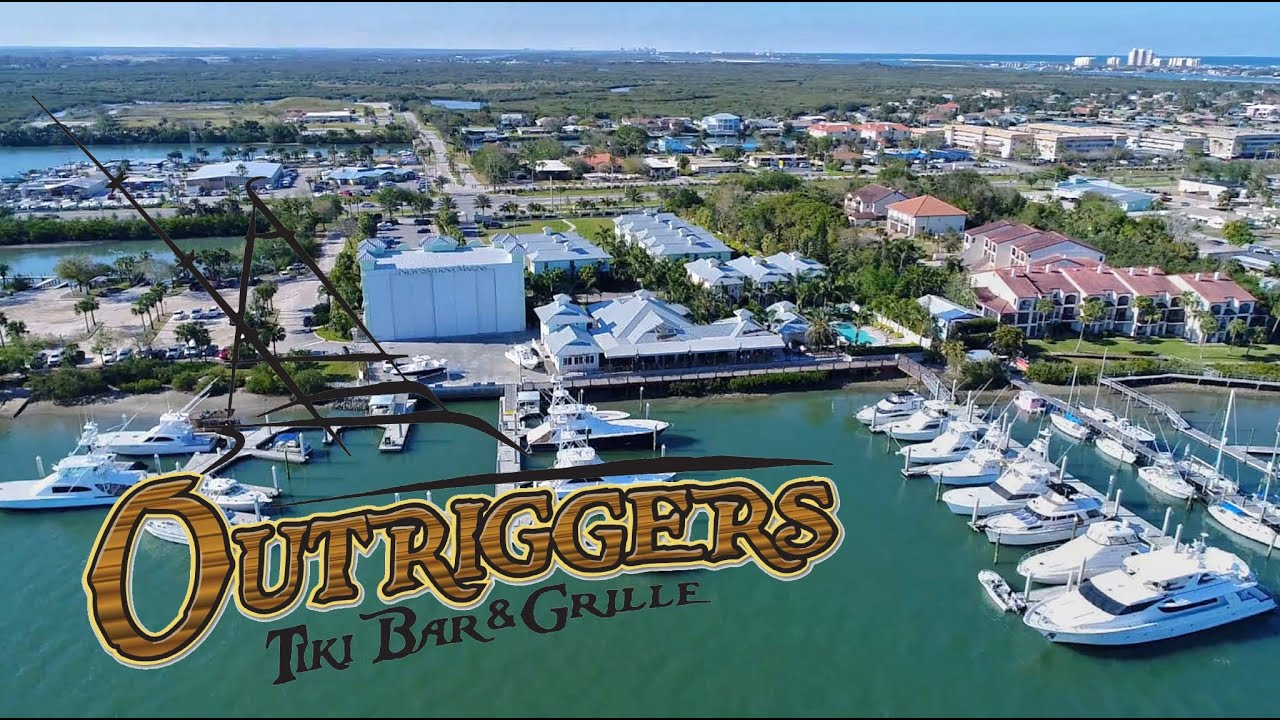 Outriggers Tiki Bar Grille You