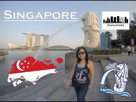 Singapore Adventure Day 1 - City Tour