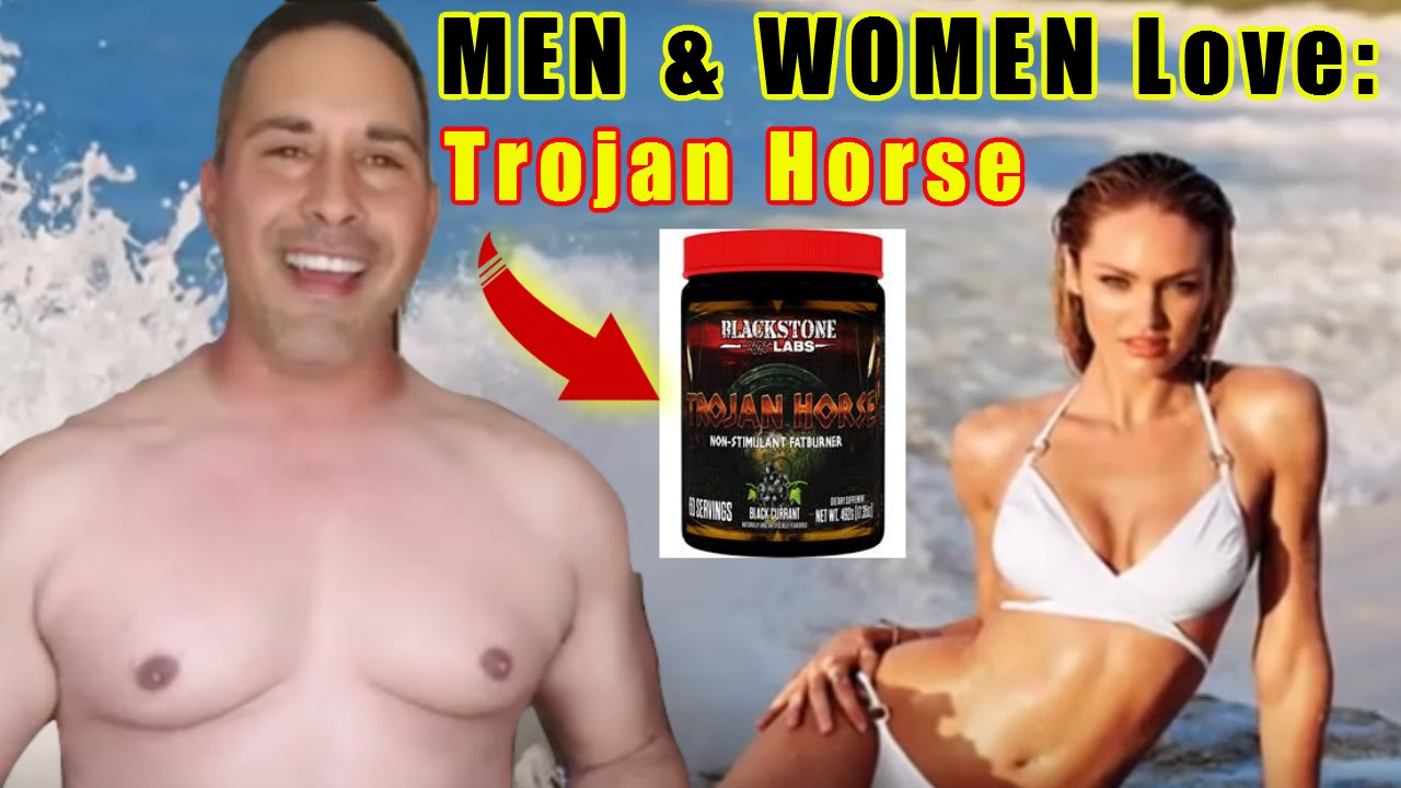 Trojan Horse By Blackstone Labs Works for MEN & WOMEN - Day 4 of my 60 Day  Challenge