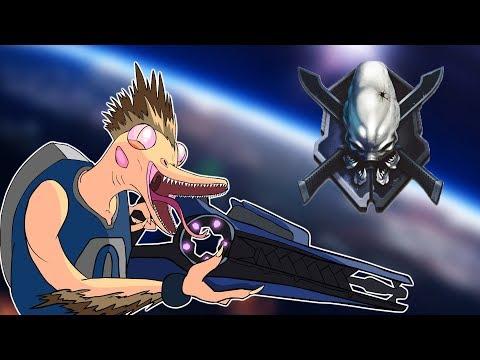 Why Is Halo 2's Campaign SO F**KING HARD?! (Ft. Hokiebird428)