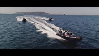 Ribcraft 9.0 Metre Police Boat