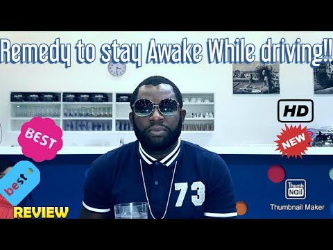 MUST WATCH: Remedys To Stay Awake While Driving