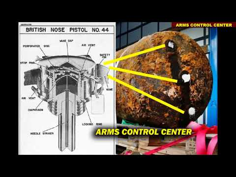 HC 4000 bomb in Frankfurt defused! Technical information about the defusal