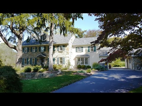 72± Acre Country Estate in Lehigh County Pennsylvania to be Sold at Auction