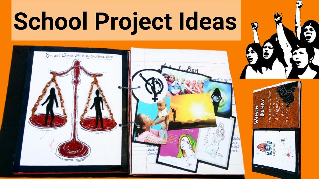 diy project file | creative project file | school project ideas