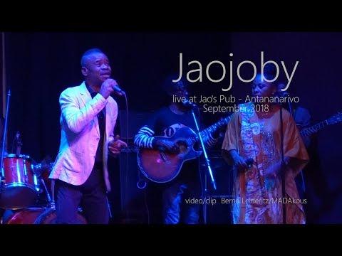 Jaojoby live at Jao's Pub 2018