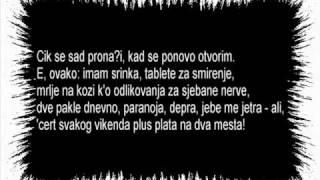 Marchelo - Neko treci(lyrics)