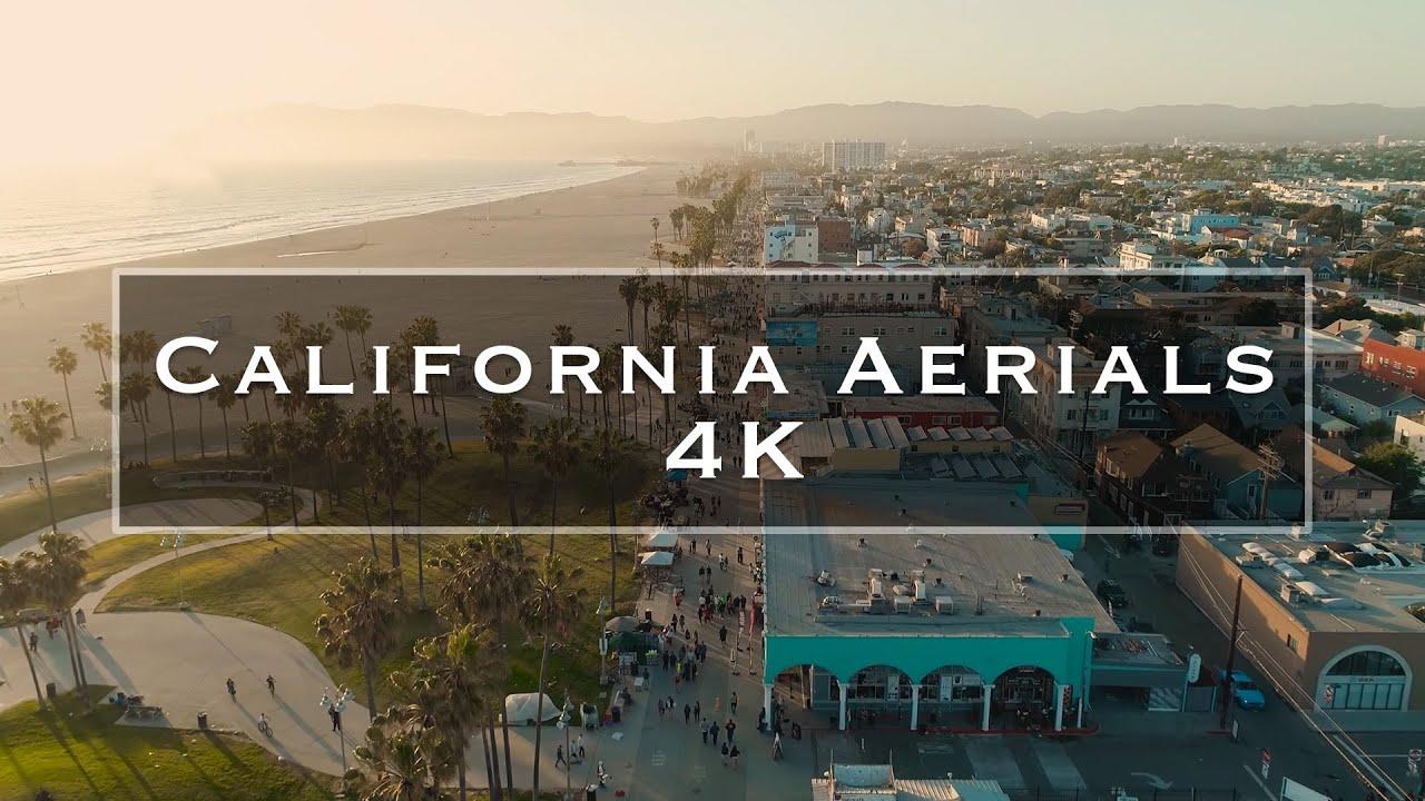 California Aerials 4K