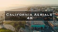 California Aerials in 4K