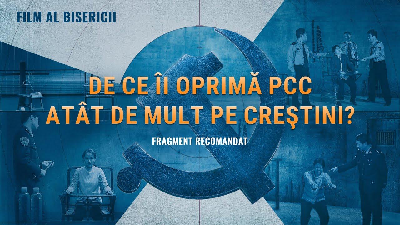 """""""CONVERSAŢIA"""" Segment 1 - De ce îi oprimă PCC atât de mult pe creştini?"""