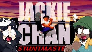 Best Friends Play Jackie Chan Stuntmaster