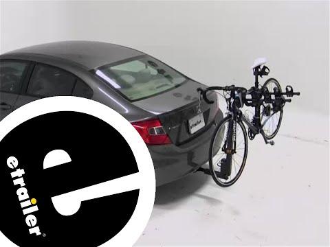 Thule Hitching Post Pro Hitch Bike Rack Review - 2012 Honda Civic - etrailer.com
